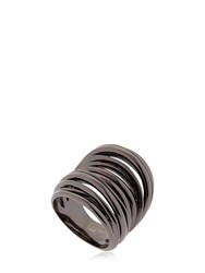 Federica Tosi Armour Stacked Ring
