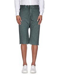 Prim I Am Trousers 3 4 Length Trousers Men Emerald Green