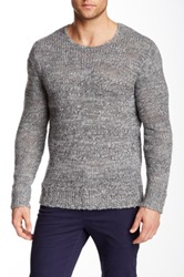 Tommy Bahama Bear To Be Different Crew Pullover Gray