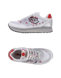 Lotto Leggenda Low Tops And Trainers White