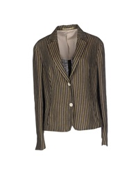 Massimo Alba Blazers Military Green