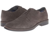 Mark Nason Coley Gray Suede Men's Lace Up Casual Shoes