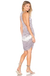 Young Fabulous And Broke Rocky Dress Gray