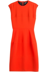 Jil Sander Tailored Crepe Dress