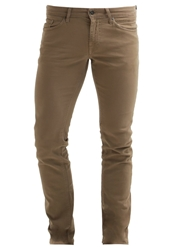 Meltin Pot Maner Slim Fit Jeans Taupe