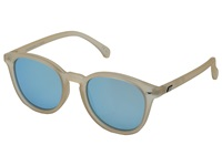 Le Specs Bandwagon Raw Sugar Fashion Sunglasses Tan