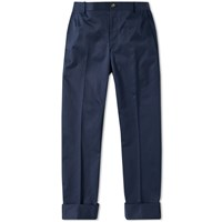 Thom Browne Lightweight Unconstructed Chino Blue