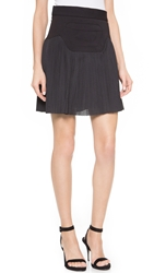 Alexander Wang Pleated Miniskirt Referee