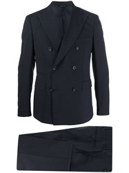 Tonello Double Breasted Tailored Suit 60