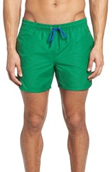 Lacoste Men's Solid Swim Trunks Rocket Sapphire