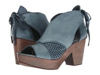 Free People Revolver Clog Dark Grey Women's Clog Mule Shoes Gray