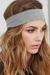 Forever 21 Classic Headwrap Set Black Grey