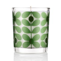 Orla Kiely Basil And Mint Travel Candle