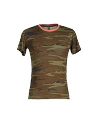 Alternative Earth Topwear T Shirts Men