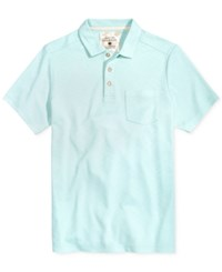 Tasso Elba Men's Upf 30 Performance Polo Only At Macy's Minnow