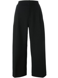 Marni Pleated Front Trousers Black