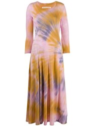 Raquel Allegra Tie Dye Sweater Dress 60