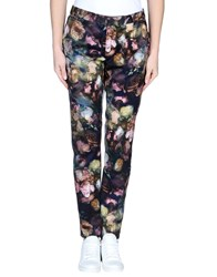 Paul By Paul Smith Trousers Casual Trousers Women Dark Blue