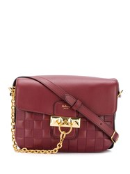 Mulberry Keeley Satchel Red