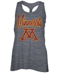 Royce Apparel Inc Women's Minnesota Golden Gophers Nora Tank Top Charcoal