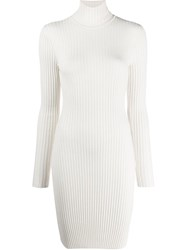 Wolford Ribbed Knit Sweater Dress 60