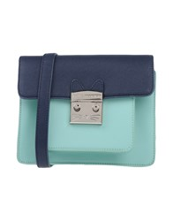 Paul And Joe Sister Handbags Blue
