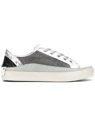 Crime London Ayama Stars Sneakers White