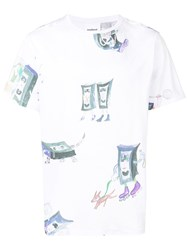 Soulland Archie T Shirt White