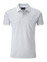 Henri Lloyd Men's Byron Regular Polo Grey