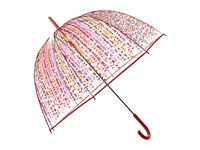 Vera Bradley Bubble Umbrella Pixie Blooms Umbrella Pink