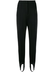 Moncler Stirrup Trousers Black
