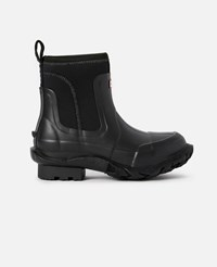 Stella Mccartney Black X Hunter Boots