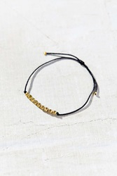 Urban Outfitters Everyday Layering Bracelet Black