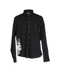 Jc De Castelbajac Shirts Black