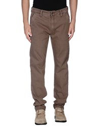 Heavy Project Trousers Casual Trousers Men Khaki