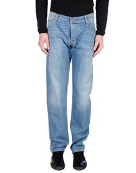 Roy Rogers Roy Roger's Denim Denim Trousers Men Blue