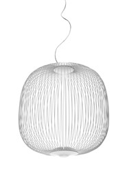 Foscarini Spoke 2 Led Suspension Lamp White