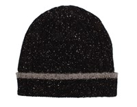 Dents Knitted Hat Black