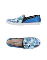 Karl Lagerfeld Footwear Low Tops And Trainers Women