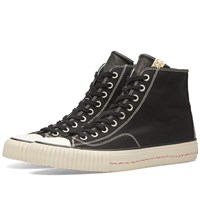 Visvim Skagway Hi Canvas Black