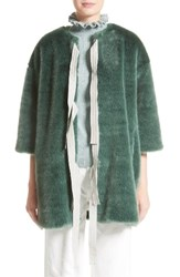 Shrimps Women's Adelaide Faux Fur Coat