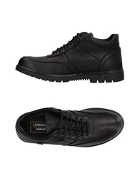 Lumberjack Lace Up Shoes Black