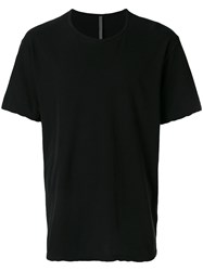 Attachment Boxy T Shirt Black