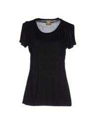 Trussardi T Shirts Black