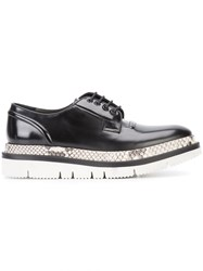 Oamc Classic Derby Shoes Black
