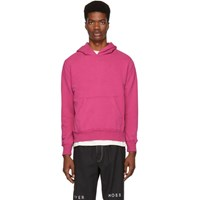 Remi Relief Pink Sp Finish Hoodie