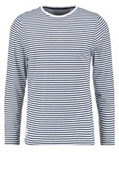 Native Youth Sandown Long Sleeved Top White Blue