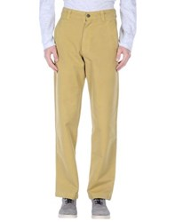 Murphy And Nye Trousers Casual Trousers Men Ochre