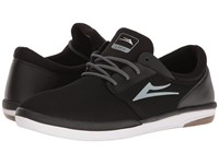 Lakai Fremont Black White Mesh Men's Skate Shoes