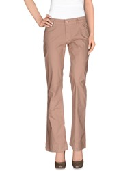 Manila Grace Denim Trousers Casual Trousers Women Khaki